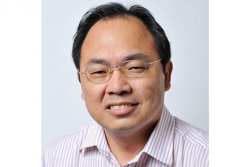 Mr Liang Eng Hwa. -- ST FILE PHOTO: DESMOND FOO