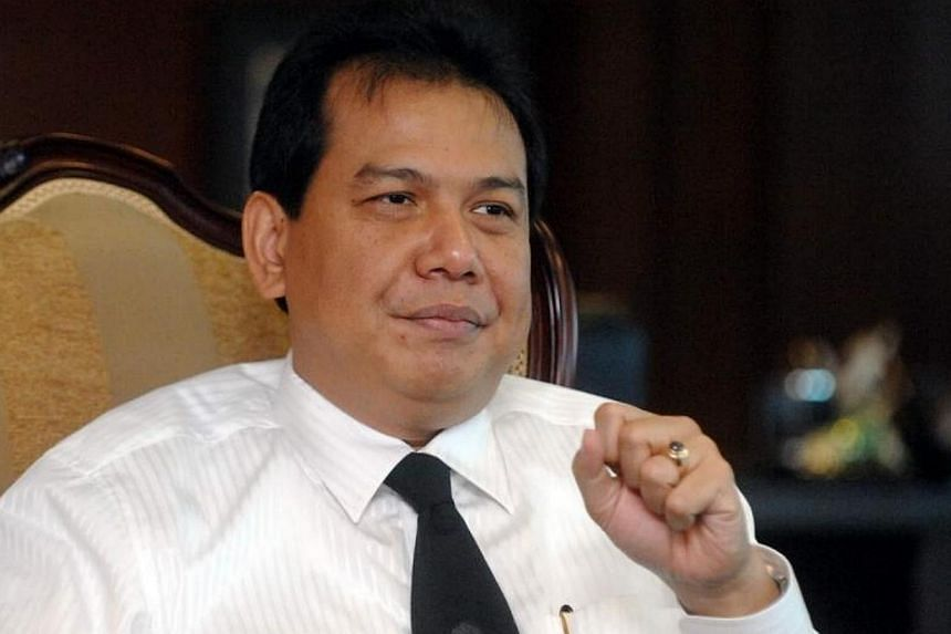 Mr Chairul Tanjung, 45, chairman of CT Corporation (previously Para Group), a holding company that owns a bank, two TV stations, as well as several lifestyle, property and resources businesses.Indonesian President Susilo Bambang Yudhoyono on Fr