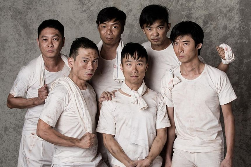 Senang, a play set in Pulau Senang in 1965, centres on a real-life story about 59 gangsters who went on trial with 18 being hanged for rioting and murdering their prison officer. -- FILE PHOTO: DRAMA BOX LTD