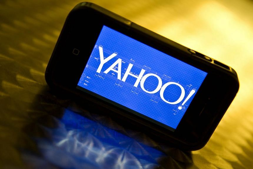 Yahoo on Thursday launched an online magazine for film lovers. -- PHOTO: AFP