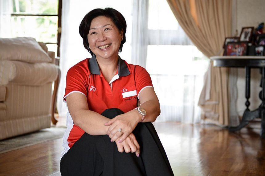 Jessie Phua previously served as president of bowling's world controlling body, the Federation Internationale des Quilleurs, and is the first Singaporean to take charge of an international sports organisation.-- ST FILE PHOTO:MUGILAN RAJA