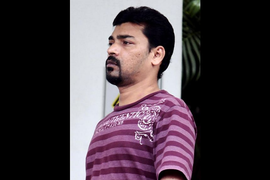 Abdul Gafoor Jahangeer Basha, who was charged with numerous offences under the Computer Misuse Act, escaped jail because he was likely to be suffering from major depression at the time of his acts. -- ST FILE PHOTO