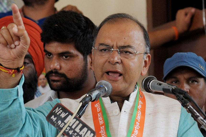 Senior BJP leader Arun Jaitley is widely tipped to become finance minister in the Narendra Modi cabinet. The 61-year-old is also one of the most articulate and liberal voices of the BJP and is often the party's choice to address the media. --PHOTO: A