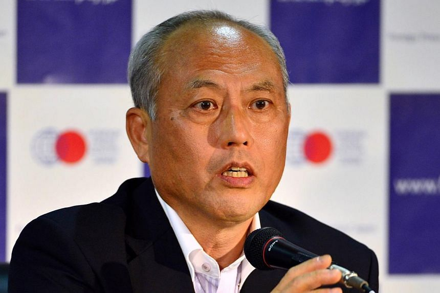 Tokyo Governor Yoichi Masuzoe speaks before press in Tokyo on May 19, 2014.New Tokyo governor Yoichi Masuzoe on Monday pledged aggressive deregulation drives to lure foreign talent to his city to spur growth and take back its reputation as Asia