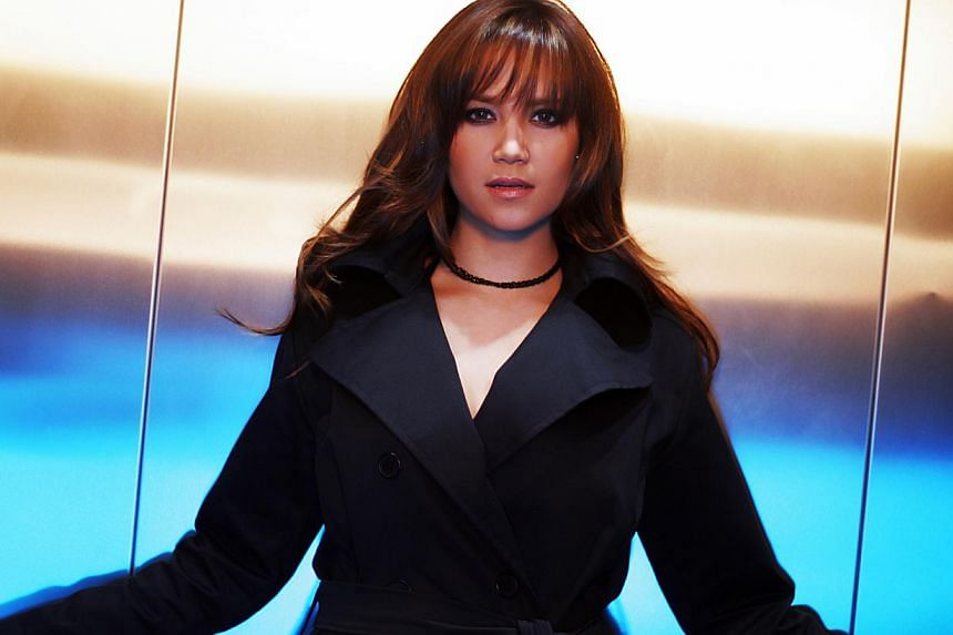 Singer Tata Young suffered from hypothyroidism but has recovered.