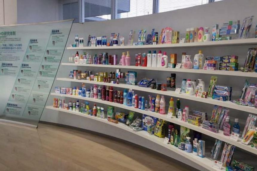 IMRE's specially developed highly customisable, multi-purpose molecule formulation may find application in a range of Lion's household products. -- PHOTO: A*STAR