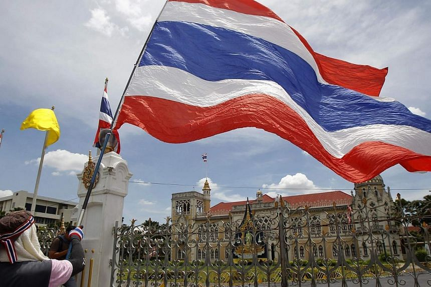 Thailand had a turbulent political history even before Tuesday's declaration of martial law, with at least 18 successful or attempted coups. -- FILE PHOTO: REUTERS