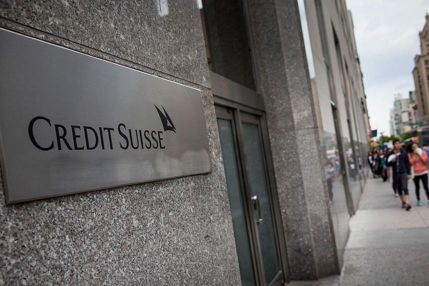 Credit Suisse admitted guilt on Monday to one criminal charge of aiding Americans avoid taxes, the first time the United States has extracted a guilty plea from a major bank in two decades. -- FILE PHOTO: AFP
