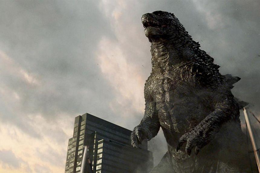 Godzilla. -- FILE PHOTO: WARNER BROS/ CINEMA STILL