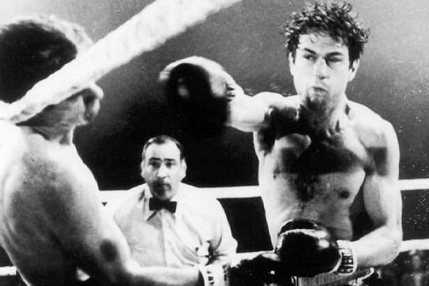 Cinema still: Raging Bull starring Robert De Niro. The US Supreme Court on Monday dealt a blow to Metro-Goldwyn-Mayer studios, siding with the daughter of a screenwriter behind Oscar-winning boxing drama Raging Bull over her right to sue for copyrigh