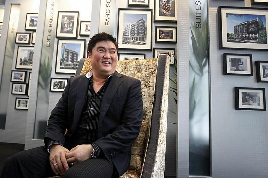 Mr Ching Chiat Kwong, chief executive of boutique property developer Oxley Holdings.Property developer Oxley Holdings has appointed Accor to operate the two new hotels which will form part of the company's hospitality-cum-commercial development