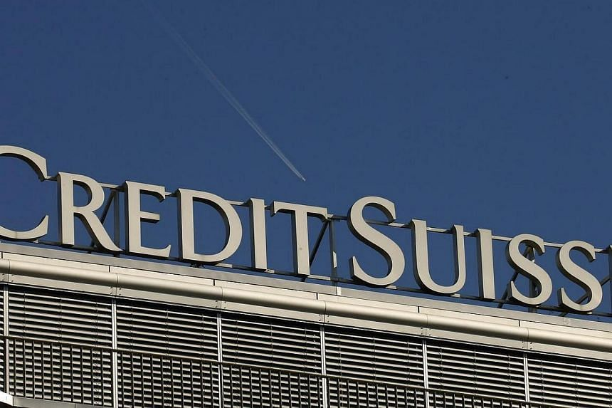 Credit Suisse is under investigation in the United States to determine if it allowed traders use its network for improper transactions, the Wall Street Journal reported on Thursday, May 22, 2014. -- PHOTO: REUTERS