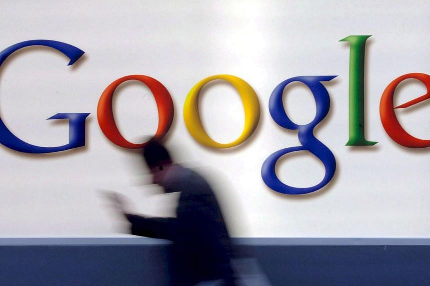 Google told US regulators that it could spend as much as US$30 billion (S$37.6 billion) of its offshore cash reserves on buying foreign companies or technology rights, it emerged on Wednesday. -- PHOTO: EPA