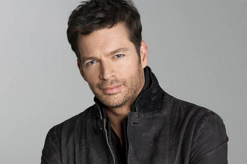 Singer Harry Connick Jr, who joined as an American Idol judge this season, is set on returning next year. -- PHOTO: MATTHIAS VRIENS-MCGRATH AND STARWORLD