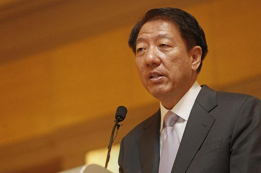 The public service must be more nimble in responding to Singaporeans' needs, which are becoming more diverse and changing more rapidly, said Deputy Prime Minister Teo Chee Hean on Friday, May 23, 2014. -- ST PHOTO: DESMOND LUI