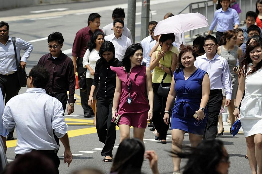 Under the Wage Credit Scheme, the Government subsidises 40 per cent of pay rises given to Singaporean workers earning up to $4,000 a month. It expires next year. The Singapore National Employers Federation said most companies are using the funds to o