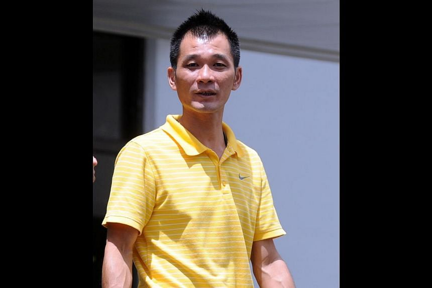 Pub owner Low Chuan Woo was sentenced to four years' jail on Friday for fatally stabbing a drunk and violent patron who started a brawl. -- PHOTO: ST FILE