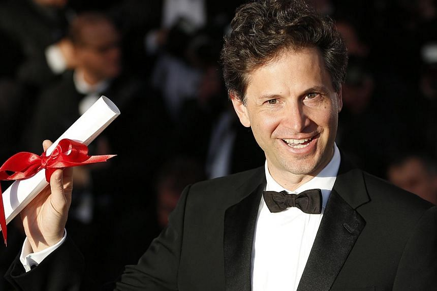 US director Bennett Miller poses during the Award Winners photocall after he won the Best Director award for his movie 'Foxcatcher' at the 67th annual Cannes Film Festival in Cannes, France, on May 24, 2014. - PHOTO: EPA