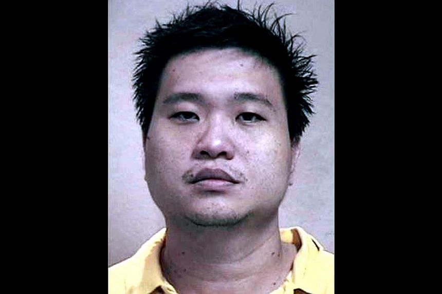 Yip (above) is the third convicted drug courier to have successfully applied to the High Court to be re-sentenced on the grounds of having substantially assisted the Central Narcotics Bureau in the fight against drugs.