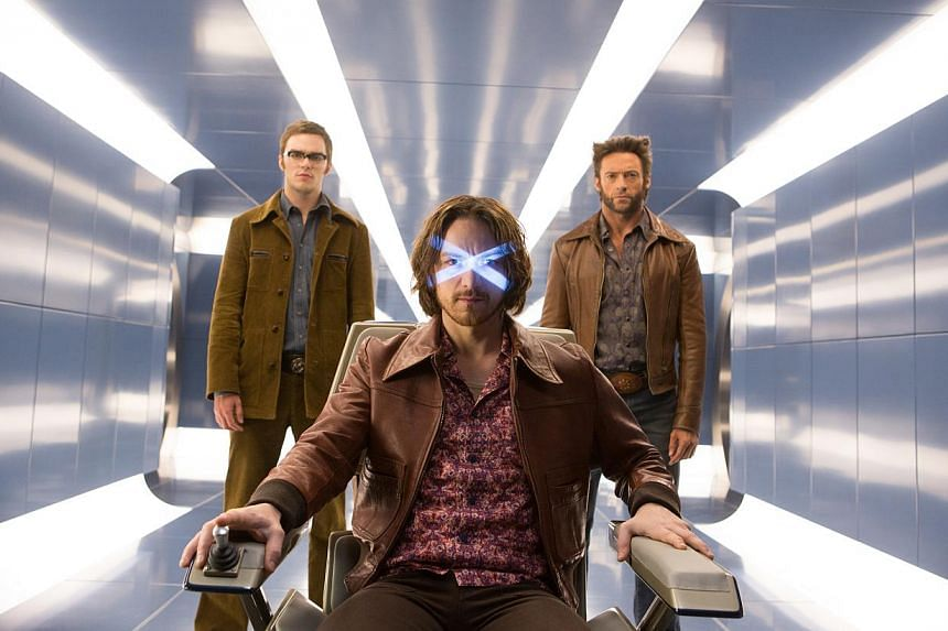 X-Men: Days Of Future Past. -- FILE PHOTO: TWENTIETH CENTURY FOX/CINEMA STILL