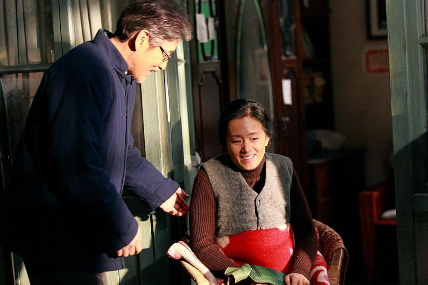 The leads of Coming Home, Chen Daoming and Gong Li (both above), put on strong performances as a couple whose lives were affected by the Cultural Revolution.