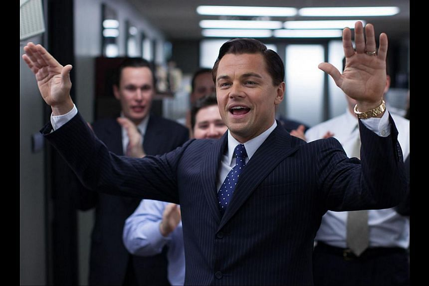 Losing his ethics cost him billions of dollars, Jordon Belfort claims. He is earning US$100 million a year as a speaker now, he reportedly told an audience in Dubai. He is portrayed by Leonardo DiCaprio (above) in the film The Wolf Of Wall Street.