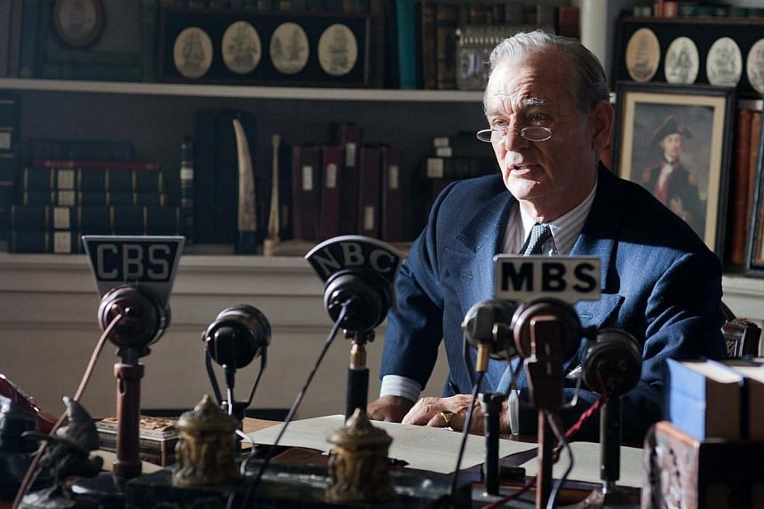 Bill Murray in the film, Hyde Park On Hudson. -- FILE PHOTO: SHAW