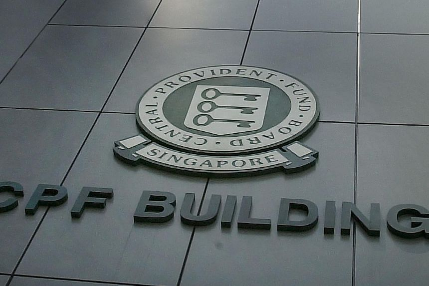 The Central Provident Fund (CPF) building on Robinson Road. Prime Minister Lee Hsien Loong set out how the Government is going to help Singaporeans be more financially secure in their retirement years, with one way being by carefully studyi