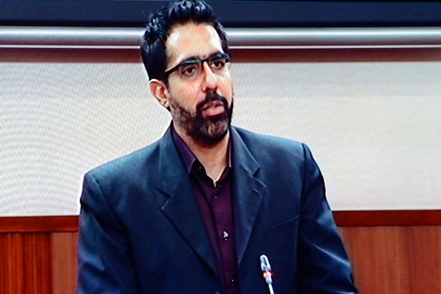 Workers' Party's Pritam Singh (Aljunied GRC) speaking in Parliament on Feb 6, 2013. He urged new citizens to join a newly-formed volunteer corps, and called on the Government to explain a multi-national trade agreement to Singaporean companies o