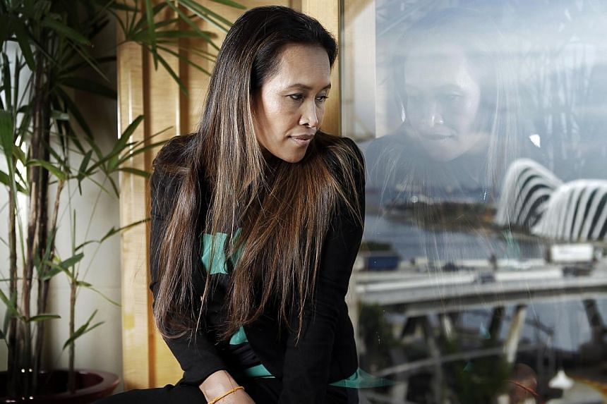 Somaly Mam, former Cambodian child prostitute but now a highly controversial anti-trafficking activist with her organisation Afesip (a French acronym for Acting for Women in Distressing Situations), was in Singapore to speak at the Nomura Asia Equity