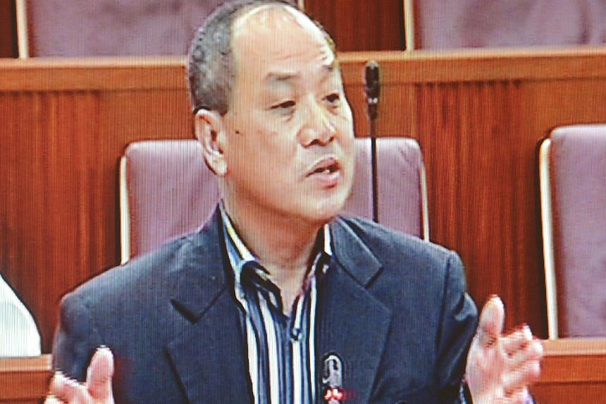 """Workers' Party chief Low Thia Khiang said that the party has stated its position on important issues, such as the Population White Paper. PM Lee said it was """"striking"""" that the WP leader's response to the President's Address had nothing on the substa"""
