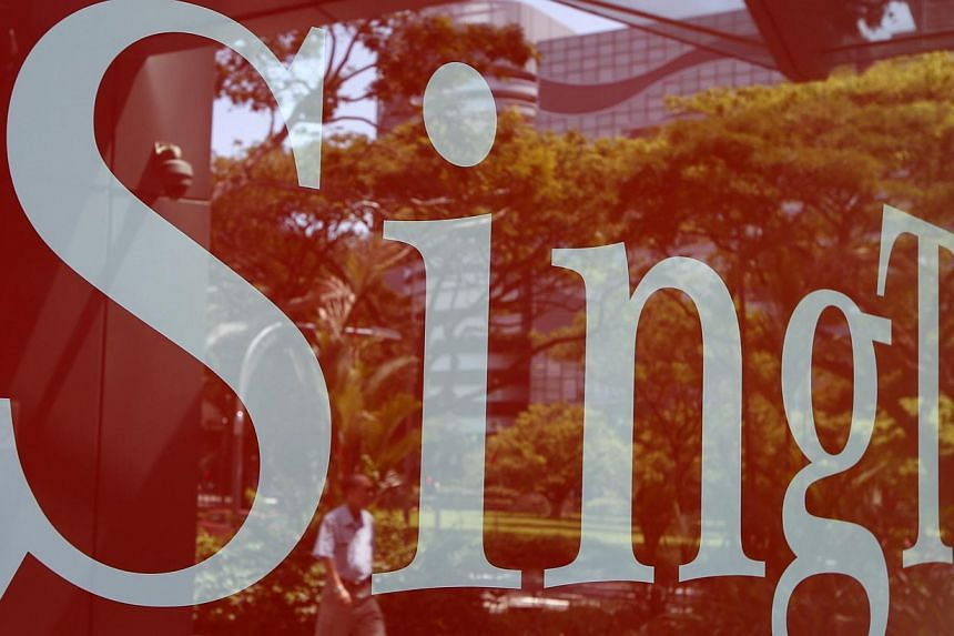 SingTel has spent more than $2 million to comply with the Personal Data Protection Act, which will be enforced from July 2. -- PHOTO: REUTERS
