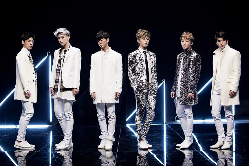 Less than a year after they performed here, South Korean hip hop group B.A.P (photo) are back to play a concert but, rest assured, they say, this show will be different. Other than belting out songs from their latest album First Sensibility, expect m