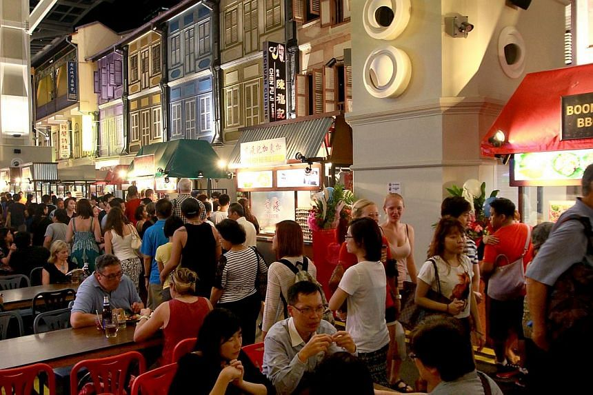 This year, at least five tours will be offered at a discounted rate, including visits to Chinatown (above) and a city tour.