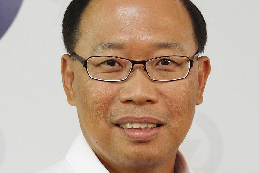 PAP MP for Jurong GRC David Ong.