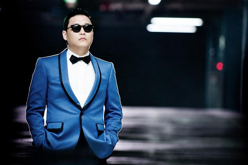 Fresh from conquering YouTube by surpassing two billion views with his mega-hit Gangnam Style, handlers for Psy say the release of a follow-up video is just a week away, according to a report on Saturday. -- PHOTO: PSY