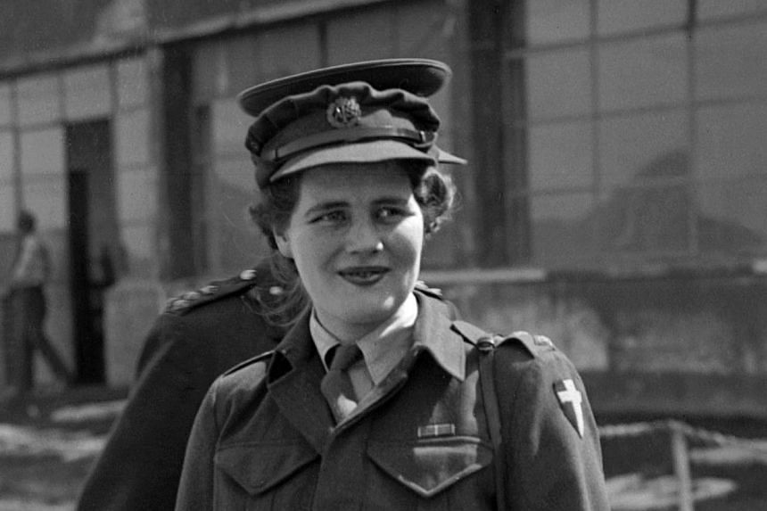 A file picture taken in the 1940s shows Mary Churchill, daughter of former British prime minister Winston Churchill. Lady Mary Soames, the last surviving child of Churchill, has died at the age of 91, her family announced on June 1, 2014. -- PHOTO: A