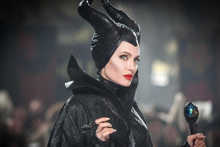 Stills from Maleficent starring Angelina Jolie. -- PHOTO: DISNEY ENTERPRISES