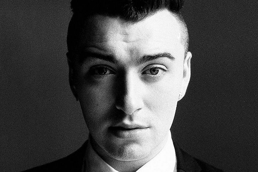 Sam Smith, British singer-songwriter who has sung for such bands as Disclosure. -- PHOTO: CAPITOL