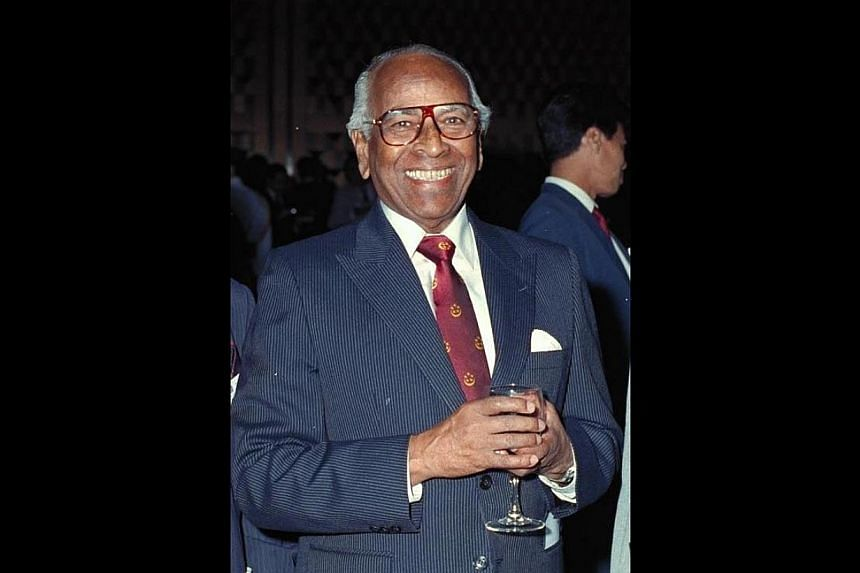 A founding father of Singapore, the late Mr S. Rajaratnam was realistic about what democracy could or could not deliver for the Republic.