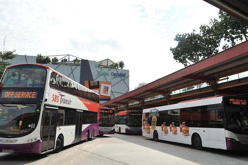 With the new bus-contracting model, a good way to separate the two functions will be to have the regulatory function assigned to another, independent entity, such as the Ministry of Transport. -- ST PHOTO: LIM YAOHUI FOR THE STRAITS TIMES