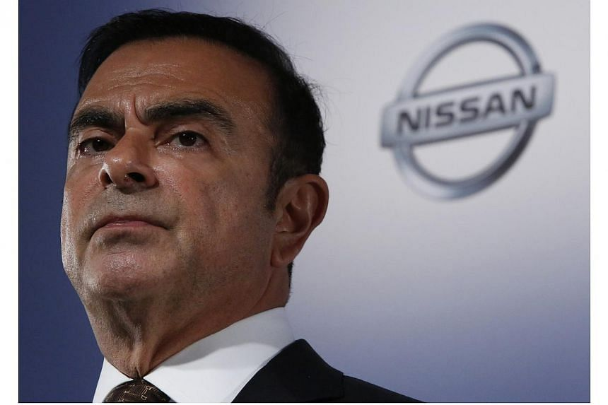 Cars that drive themselves could be on the roads four years from now, provided red tape does not get in the way, Mr Carlos Ghosn, head of the Renault-Nissan alliance, said on Tuesday. -- PHOTO: REUTERS