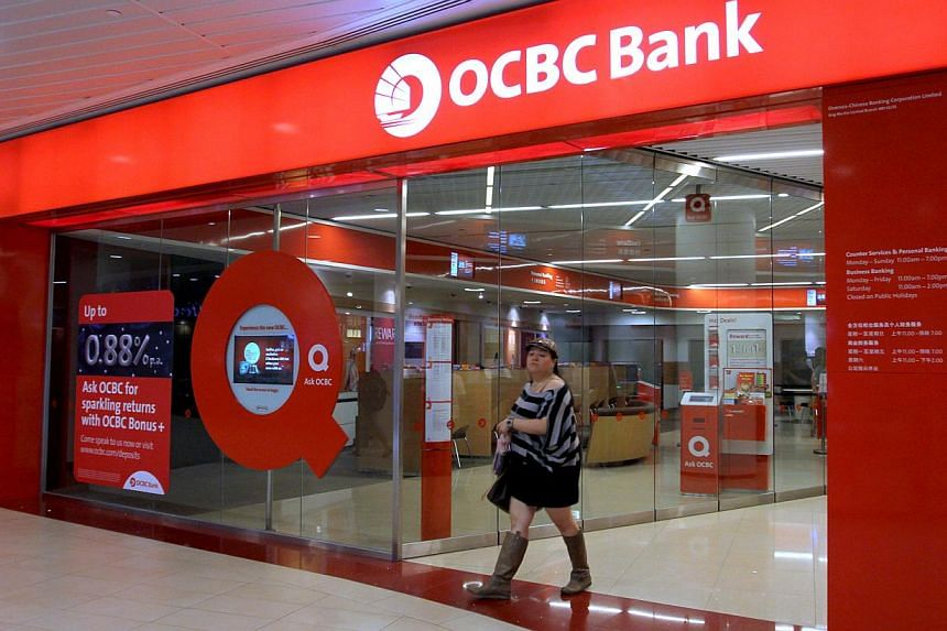 OCBC Bank has launched its latest credit card, which allows consumers to earn up to $960 in cashback rewards a year. -- PHOTO: ST FILE