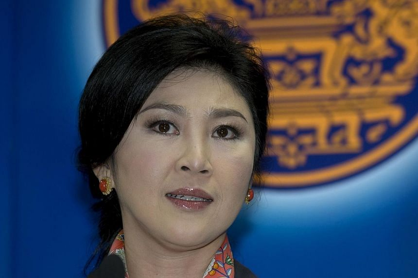 Thailand's National Anti-Corruption Commission (NACC) on Thursday, June 5, 2014, set up a committee to investigate the assets of former prime minister Yingluck Shinawatra (pictured) and four other former ministers who were involved in the controversi