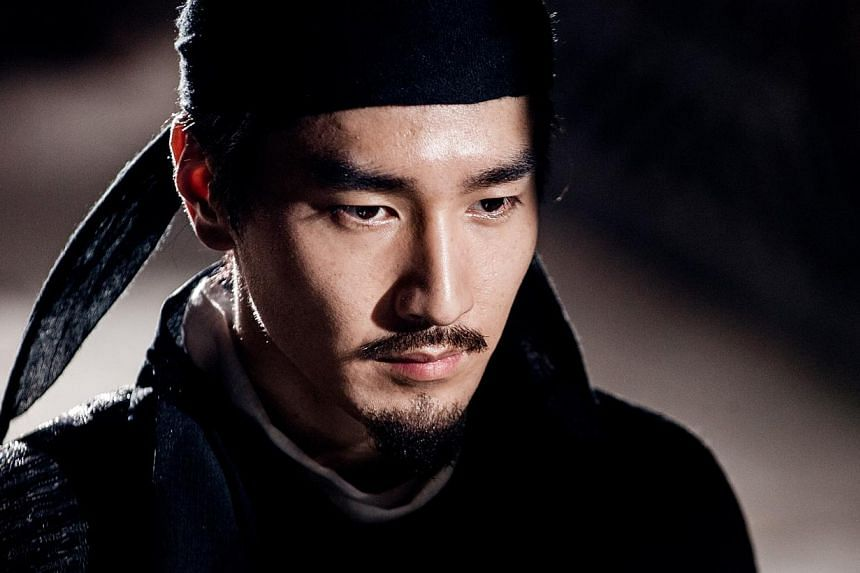 Cinema still: Young Detective Dee: Rise Of The Sea Dragon starring Mark Chao. -- PHOTO: SCORPIO EAST PICTURES AND SHAW ORGANISATION