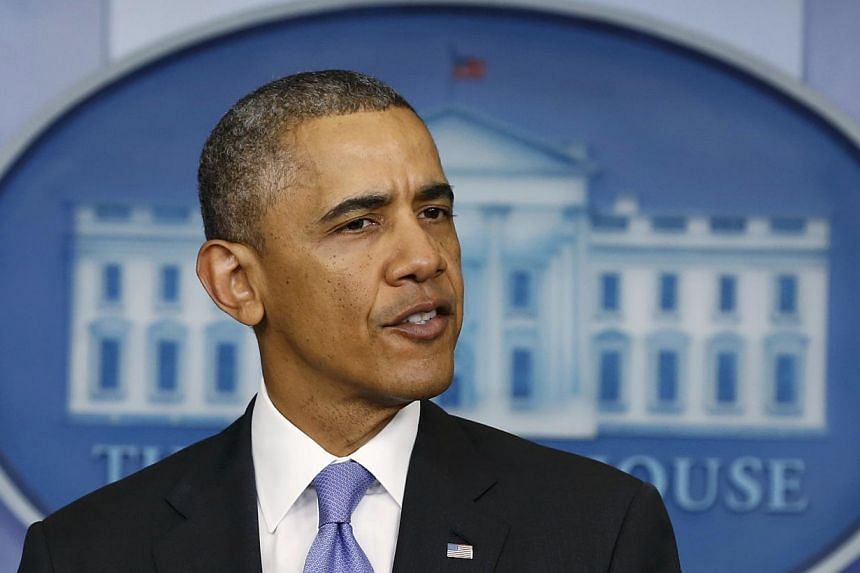 US President Barack Obama makes a statement to the press at the White House. The Obama administration is revamping the health insurance marketplace HealthCare.gov and removing significant parts from it to ensure that glitches on the site do not retur