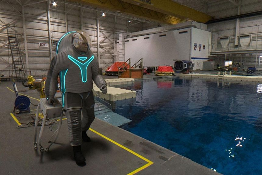 The winning design for the prototype of a new spacesuit. The US space agency Nasa has been warned that its mission to send humans to Mars will fail unless its revamps its methods and draws up a clear, well-planned strategy to conquer the red planet.