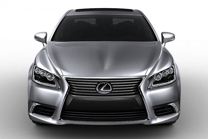 Lexus is ranked highest among car brands for dependability.