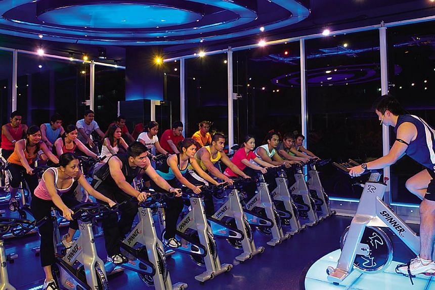 Getting fit doesn't come cheap in Singapore, according to a survey of products and services around the world. Industry players and experts say gym fees are higher in Singapore because of the higher cost of doing business and higher disposable incom