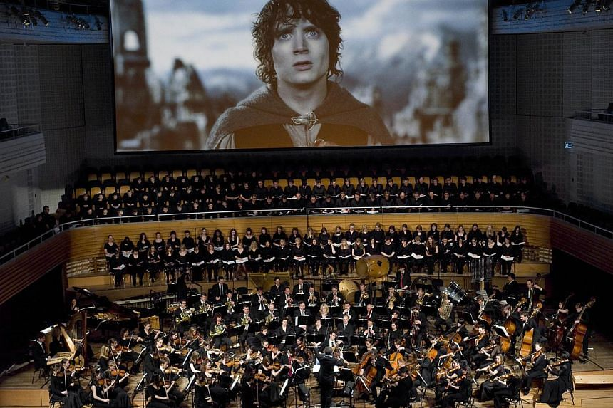 The Metropolitan Festival Orchestra partners up with American conductor Justin Freer to perform the soundtrack of The Lord of the Rings: The Two Towers live alongside the movie screening. -- PHOTO: COLUMBIA ARTISTS